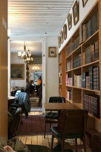 Paludan Bog Cafe Book Restaurant Copenhagen