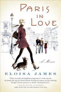 Paris in Love by Eloisa James Book Cover