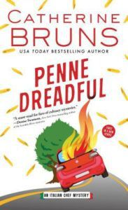 Penne Dreadful (Italian Chef Mysteries #1) by Catherine Bruns