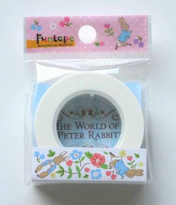 Peter Rabbit Masking Tape by craftyjapan