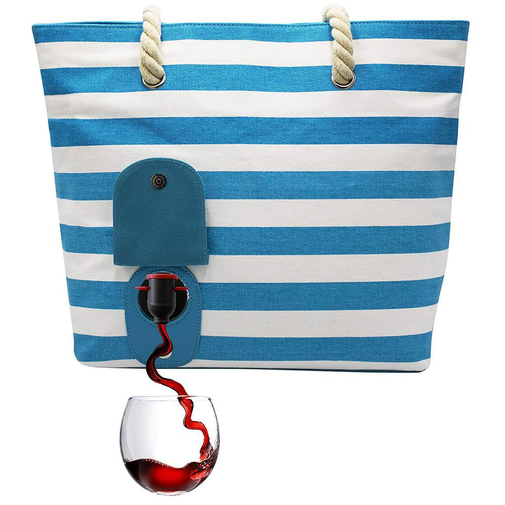 PortoVino Wine Tote