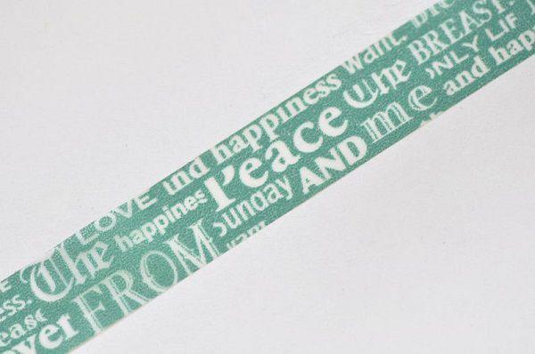 Retro Washi Tape by CraftSupprise