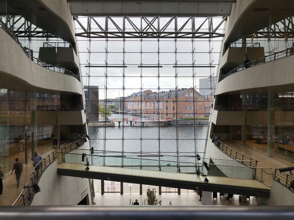 Royal Danish Library Copenhagen Black Diamond