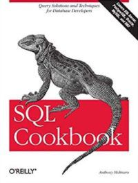 SQL Cookbook by Anthony Molinaro Computer Science Books