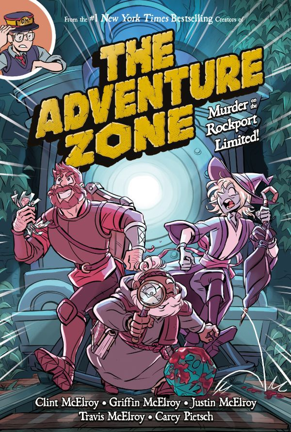 The Adventure Zone: Murder on the Rockport Limited
