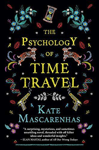 The Psychology of Time Travel book cover