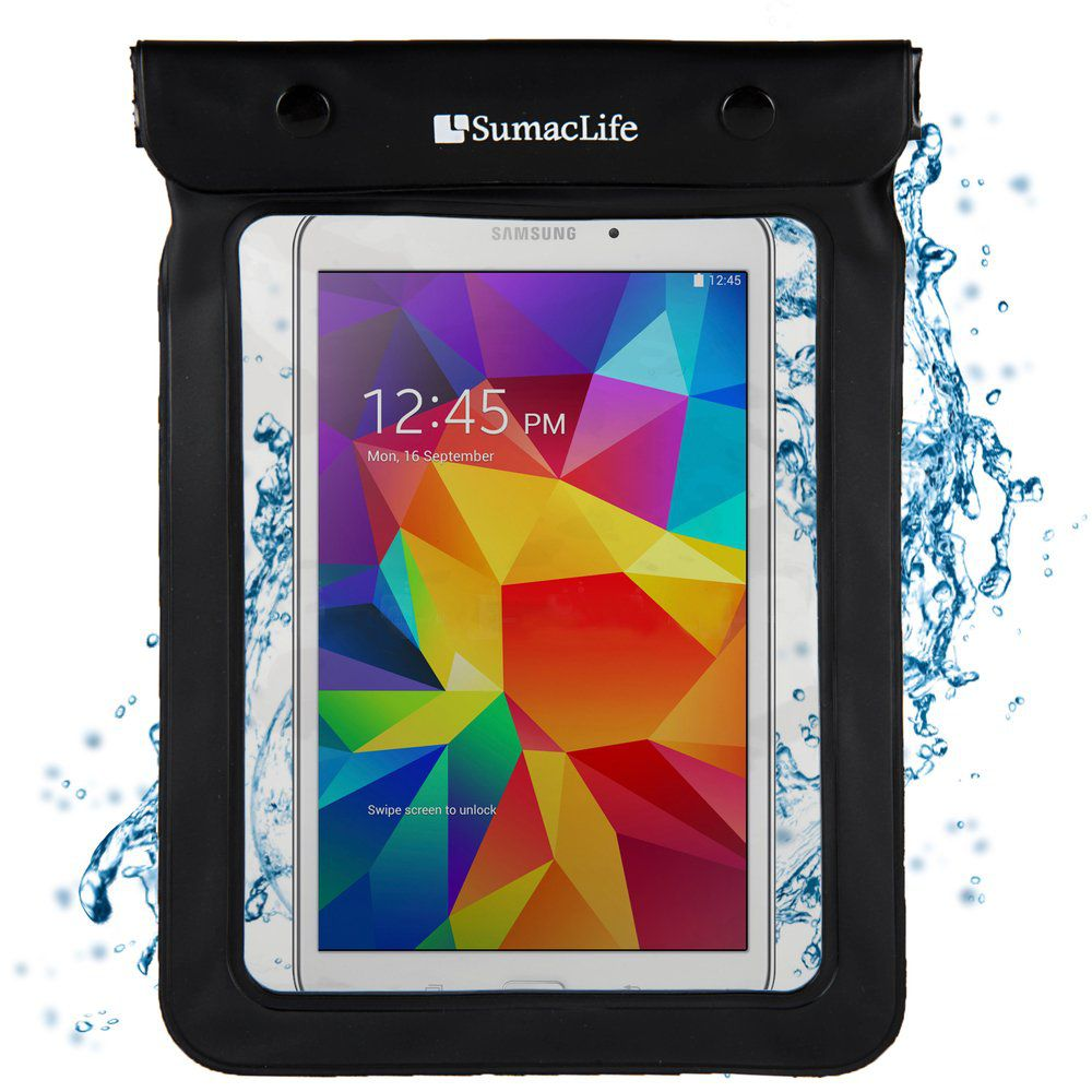 Waterproof Case for Tablets and eReaders