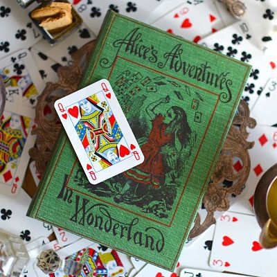 Alice's Adventures In Wonderland bookish kindle cover