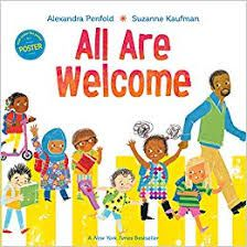 All Are Welcome book cover