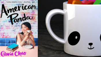 American Panda mug from Books And The Perfect Coffee Mugs To Go With Them | bookriot.com