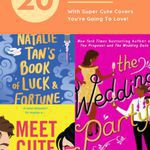 You're going to love these books and their stories as much as you'll love how cute the covers are. book lists | beach reads | books with great covers | romance books | new summer books