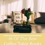 Add some reads to your coffee table (and, obviously, your life!) with these 16 great coffee table books from 2019. book lists | coffee table books | big books | oversized books