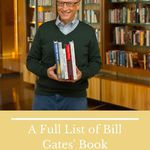 From 2012 to 2019, a look at every book Bill Gates has recommended. book lists | book recommendations | bill gates book recommendations