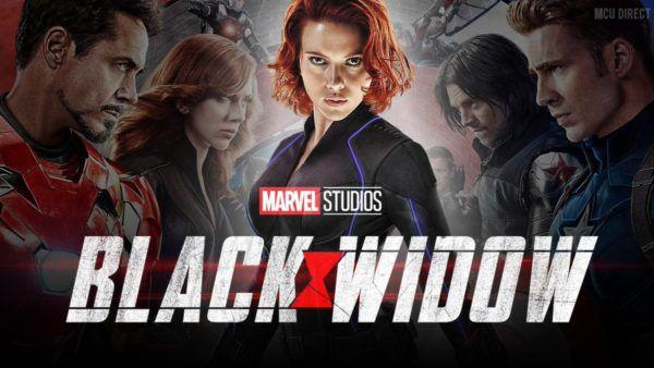 Black Widow alt logo