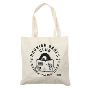 Bookish Babes Tote Bag
