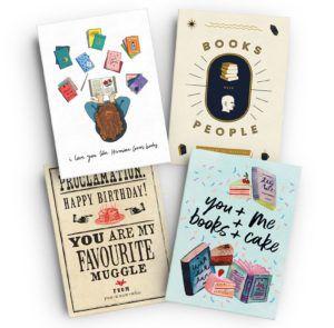 Bookish Greeting Cards