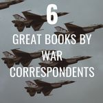 Enjoy these books about life as a war correspondent. book lists | books about war | nonfiction books | war journalism