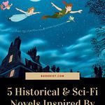 Love Peter Pan and Peter Pan retellings? Enjoy these 5 excellent takes on the story. book lists | peter pan books | peter pan retellings