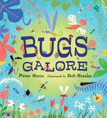 bugs galore book cover