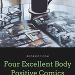 Read all about 'em! book lists | comics | body positive comics | comics from sweden