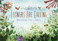 Flowers Are Calling Book Cover