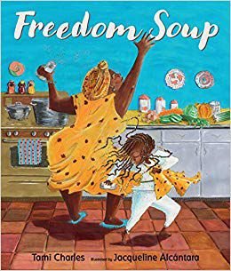 Cover of Freedom Soup by Charles
