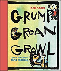 grump groan growl book cover
