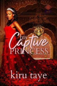 His Captive Princess cover
