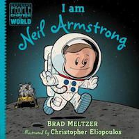 I Am Neil Armstrong Book Cover