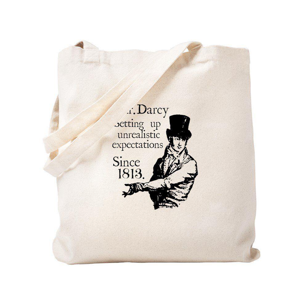 Mr. Darcy Bag, Jane Austen Totes, Book Riot