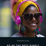 Enjoy some summer listening with these 50 excellent Kindle Unlimited audiobooks. book lists | audiobooks | audiobooks on kindle unlimited | kindle unlimited audiobooks