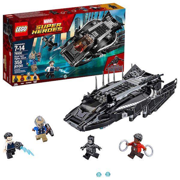 Black Panther Lego Set