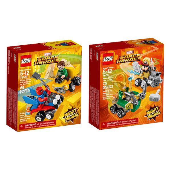 Avengers Legos Bundle Set
