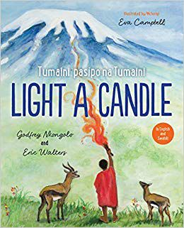 Cover of Light a Candle by Nkongolo