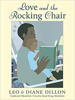 Cover of Love and the Rocking Chair by Dillon