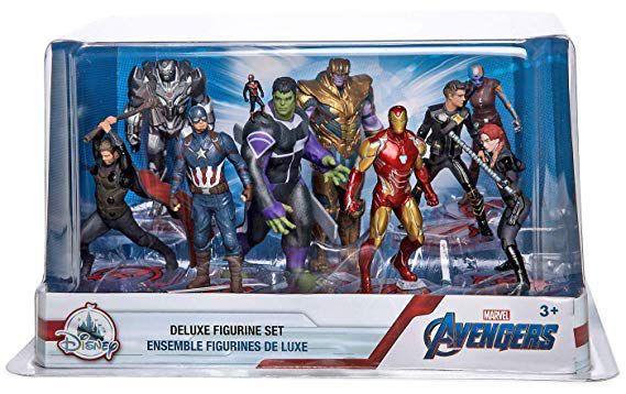 Avengers Endgame Action Figures Set