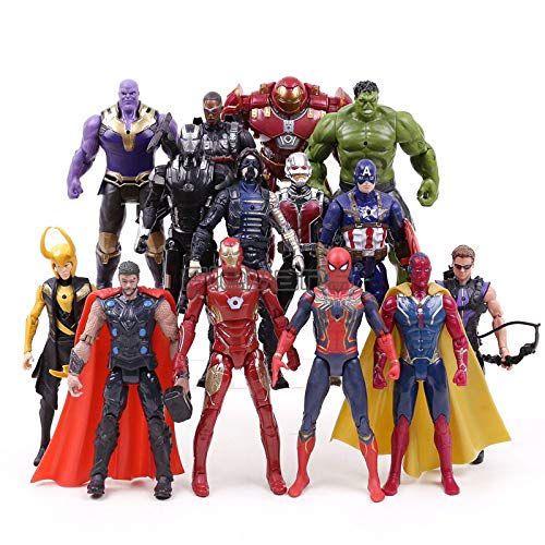 Avengers Action Figures