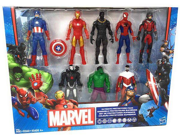 Marvel Avengers Action Figures Set