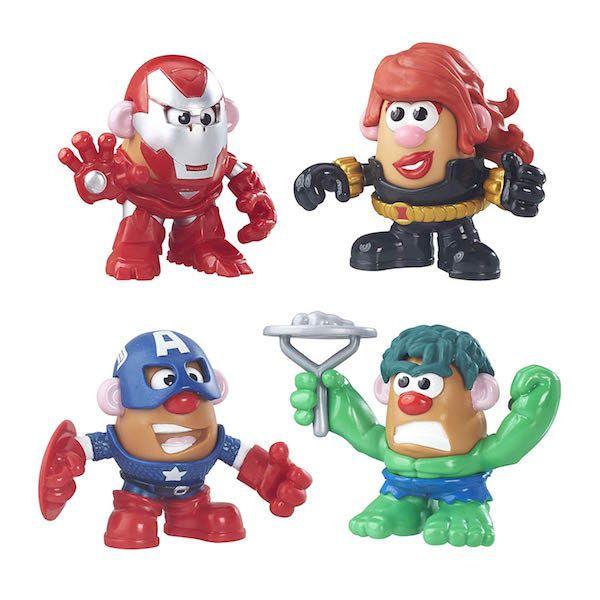 Avengers Mr. Potatohead