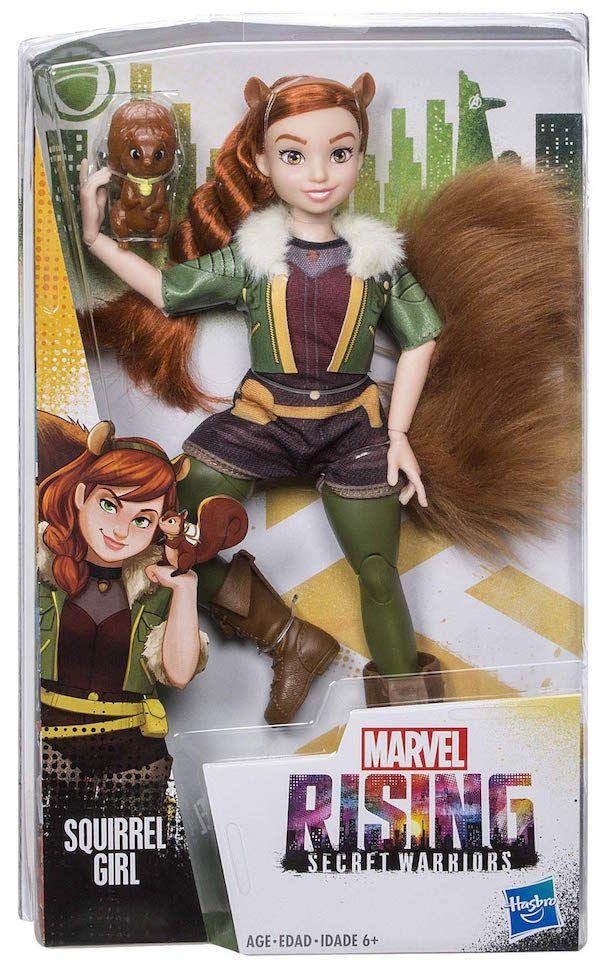 Squirrel Girl Doll