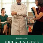 Michael Sheen is your new bookish crush, at least when it comes to the roles he plays on screen. michael sheen | literary adaptations | bookish films | literary actors