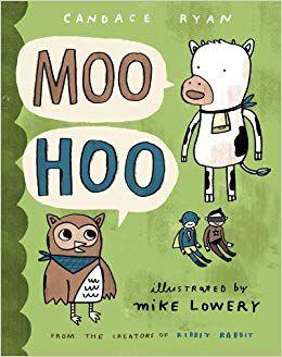 moo hoo book cover