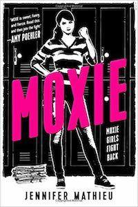 Moxie book cover