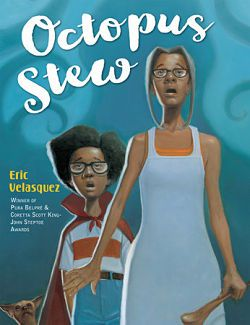 Cover of Octopus Stew by Velasquez