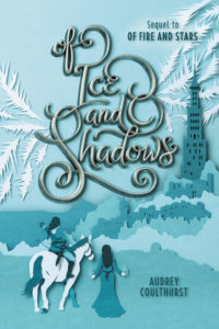 of ice and shadow by audrey coulthurst