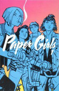 Paper Girls book