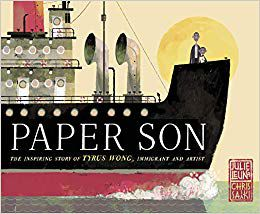 Cover of Paper Son by Leung