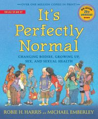 It's Perfectly Normal by Robie Harris and Michael Emberley book cover