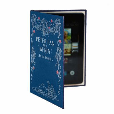 Peter Pan and Wendy bookish kindle cover