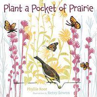 Plant a Pocket of Prairie Book Cover